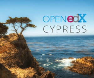 Cypress, the third release of Open edX