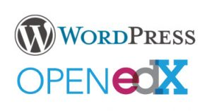 How to integrate open edX with a wordpress site